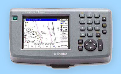Trimble Control Unit
