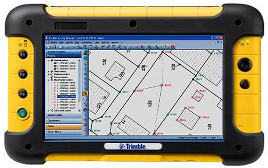 Trimble TabletPC